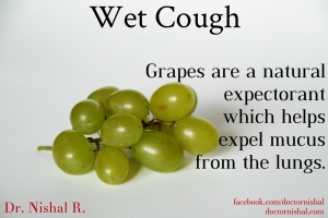 grapes cough